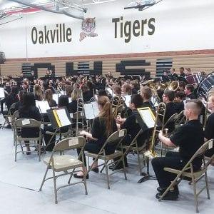 Mehlville school bands hit a high note