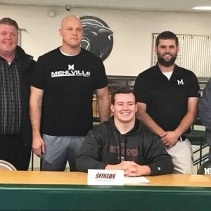 Mehlville senior commits to University of Tennessee