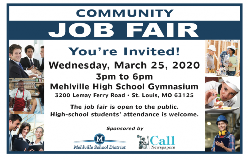 Mehlville+School+District%2C+Call+Newspapers+host+a+Community+Job+Fair