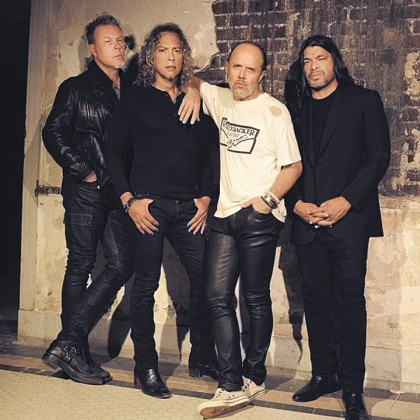 Metallica returns to roots with latest album