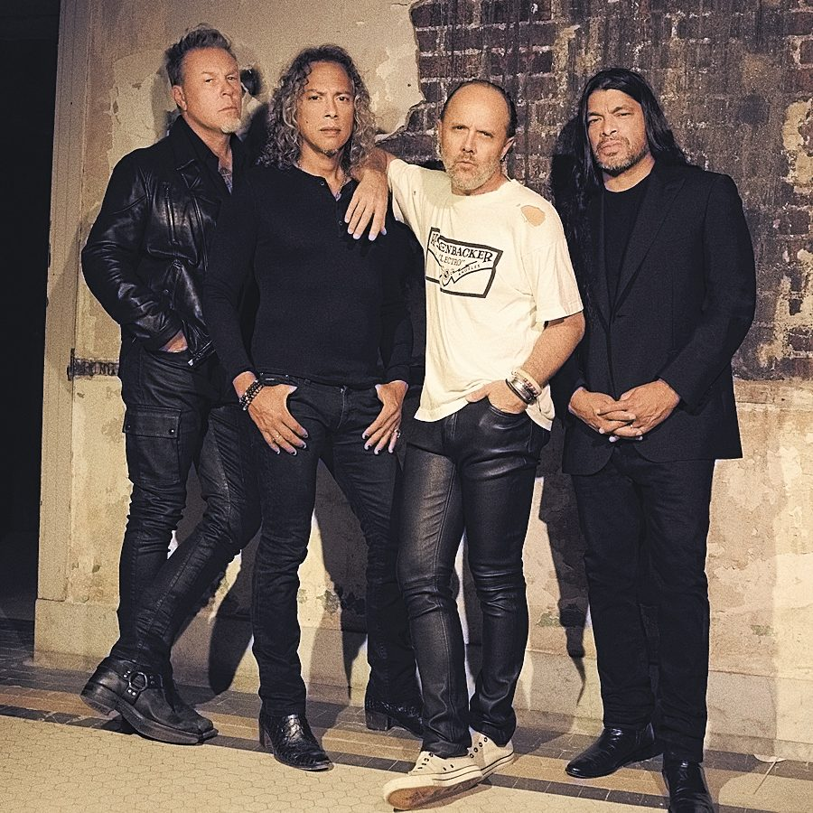 Metallica+returns+to+roots+with+latest+album