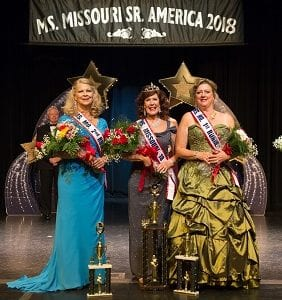 Competitors are invited to apply for state Ms. Senior America pageant