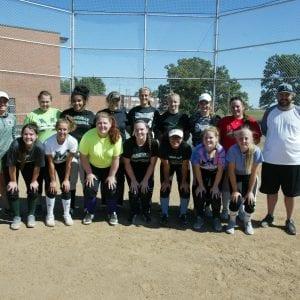 Mehlville High School softball team set to make some progress in 2017
