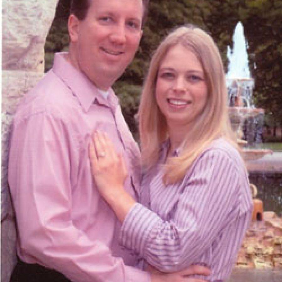 Kevin Rohlfing and Jennifer Reinert