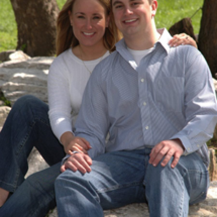 Elizabeth Abram and Michael Ptasznik