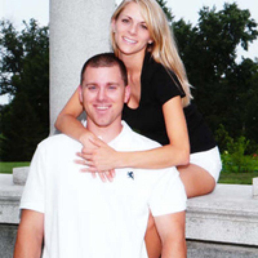Dan Morgan and Jill Boesing