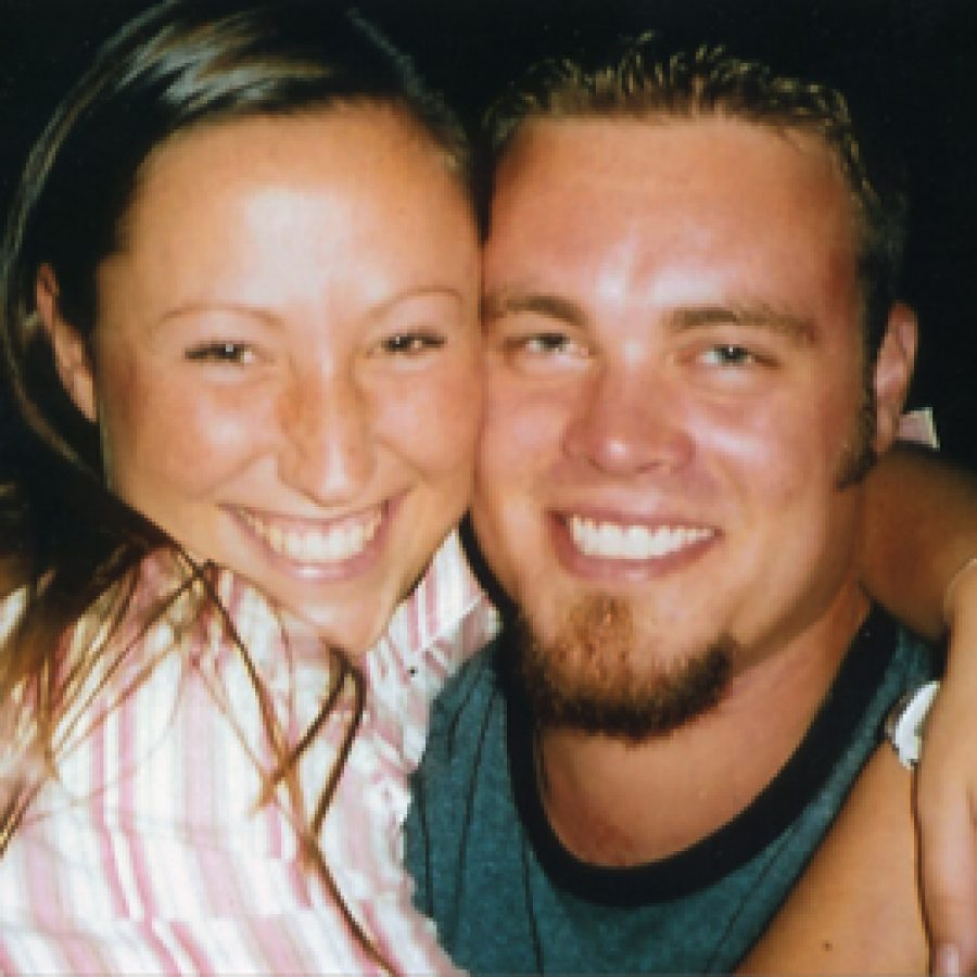 Ashlee Brown and Tony Fulkerson