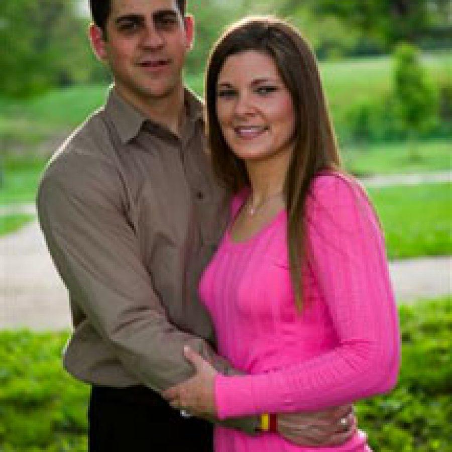 Eugene Cooseman Jr. and Jennifer Fowler