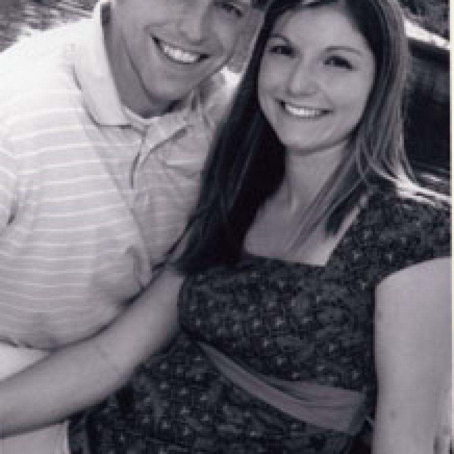 Ben Marti and Kelly Rafferty