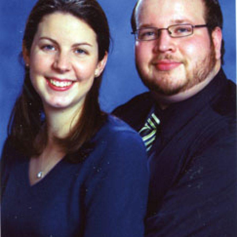 Jacqueline Weiss and Matthew Wind