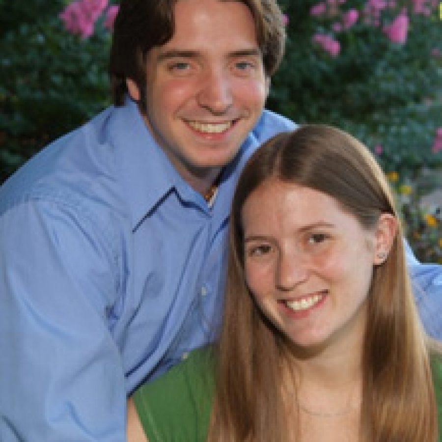 Thomas LaBruyere and Briana Wobbe