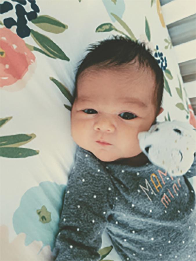 Alex and Lynda Ha welcome baby girl, Eleanor Ha