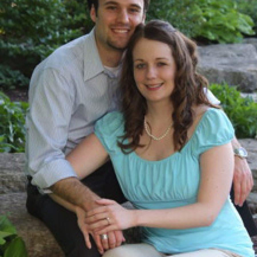 Justin Hauke and Anne Chambers