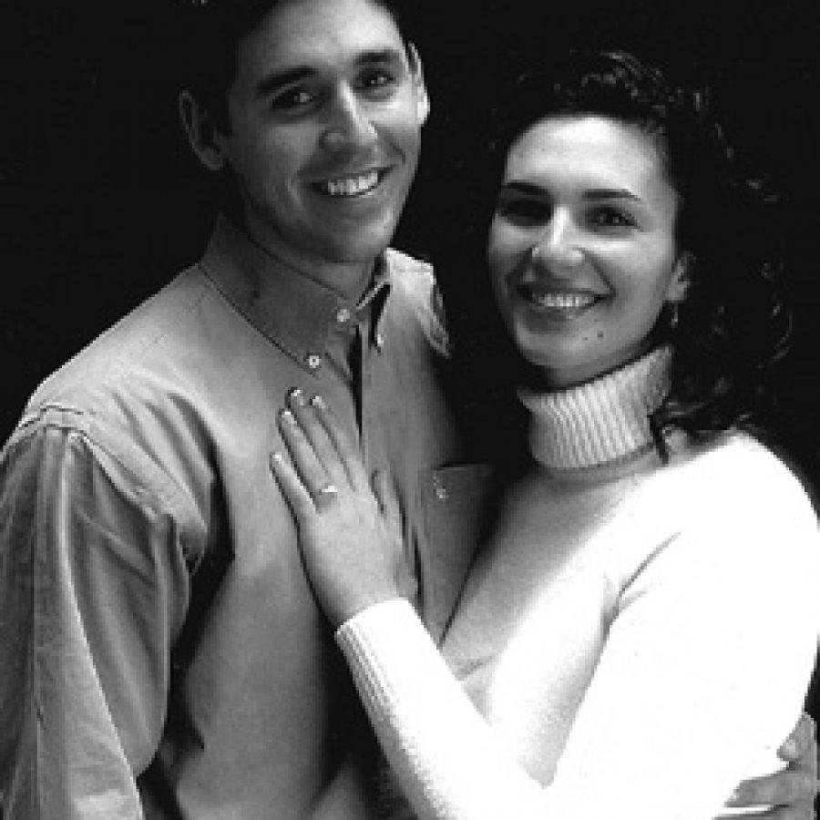 Kyle Lang and Maria Kremer