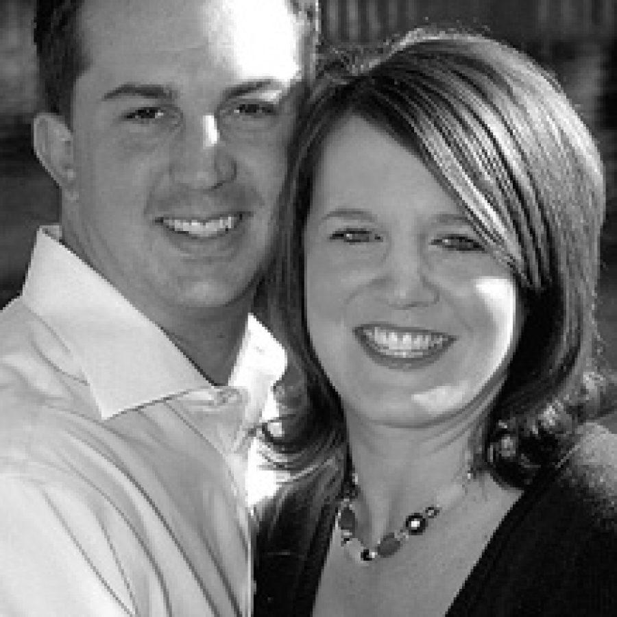 Jim Mignerone and Kelly Vogt