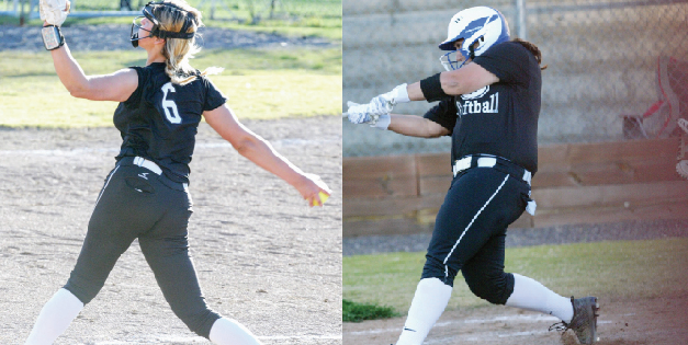 Oakville+softball+hammers+in+district+win