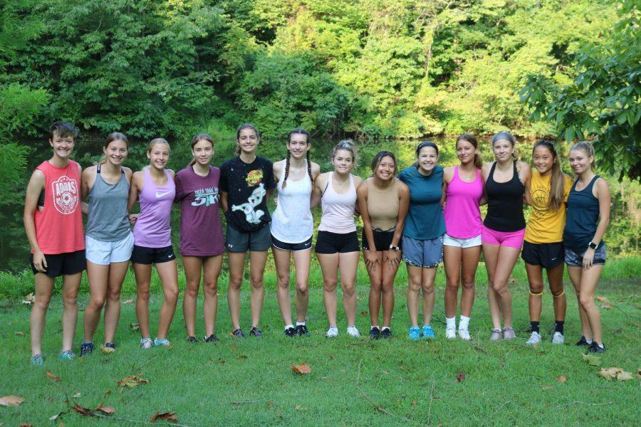Full schedule for Oakville girls cross country