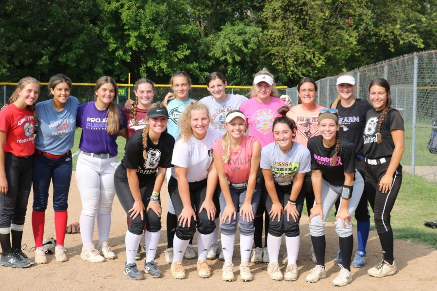 Oakville softball team hoping to continue their winning ways in 2021