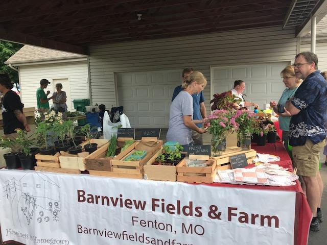 Oakville+Community+Market+first+week