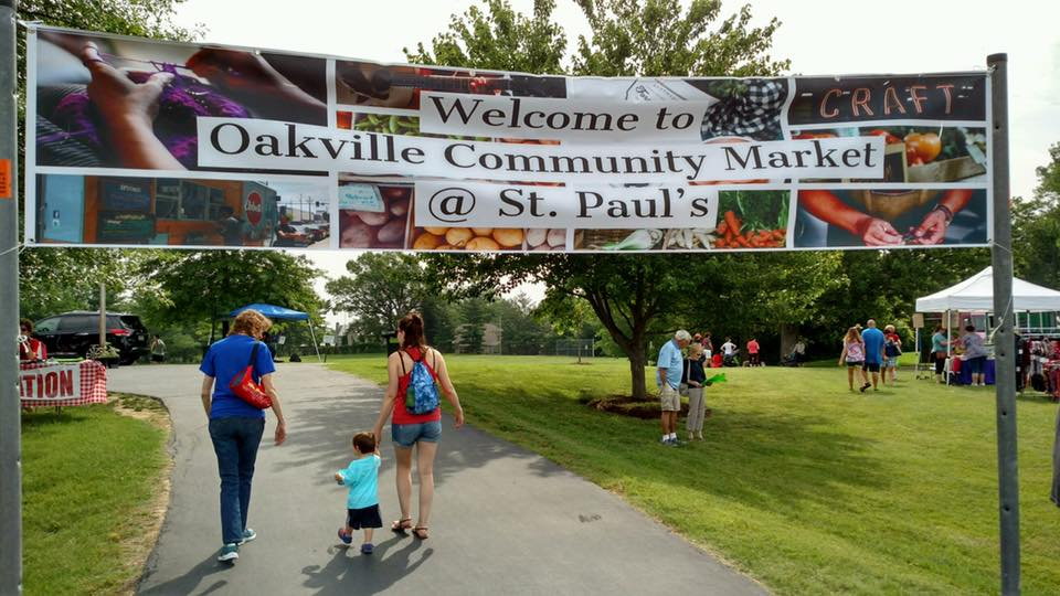 Gallery%3A+First+Oakville+Community+Market+held