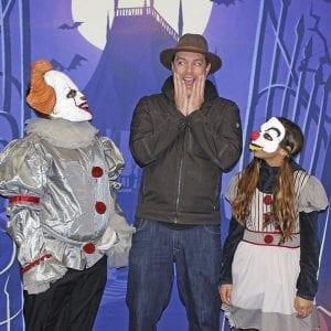 Oakville Elementary gets into Halloween spirit