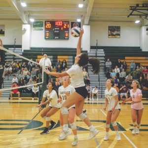 Oakville volleyball dominates this season, No. 1 seed in the playoff