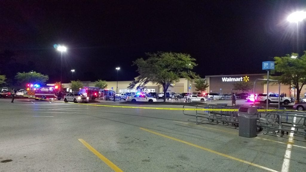 Green Park man charged with murder at Oakville Walmart