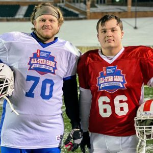 OHS football standouts named All-Stars