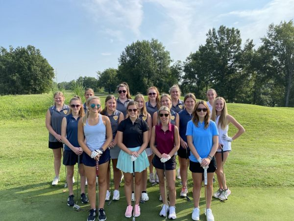 OHS golf a 'committed' group of girls