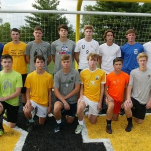 Veterans key as Oakville High soccer team showcases its 'grit-and-grind style'