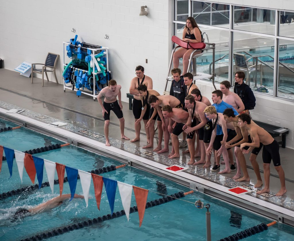 Oakville Boys Varsity Swim And Dive Team Wins A Suburban Conference Championship St Louis Call Newspapers