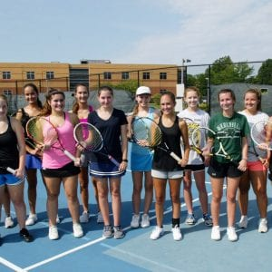 With premier player, Mehlville tennis looks to win