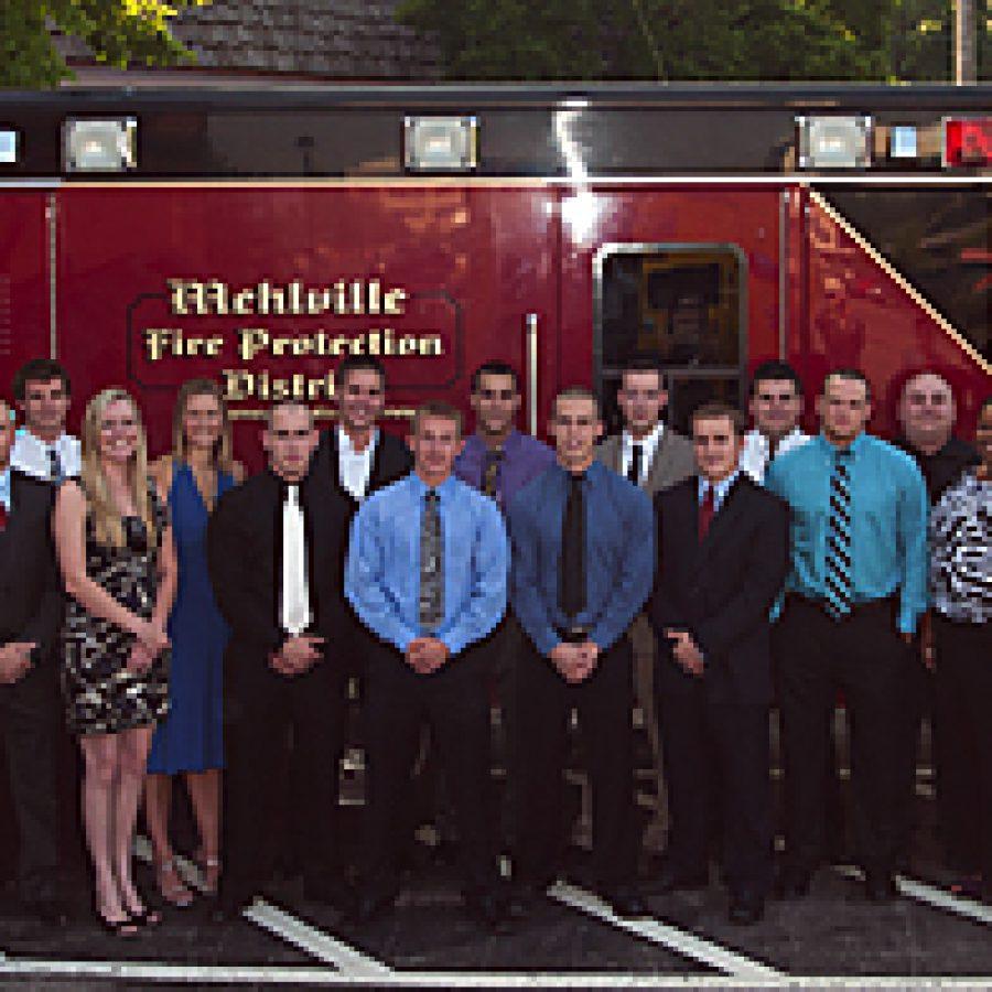 2011 paramedic graduation
