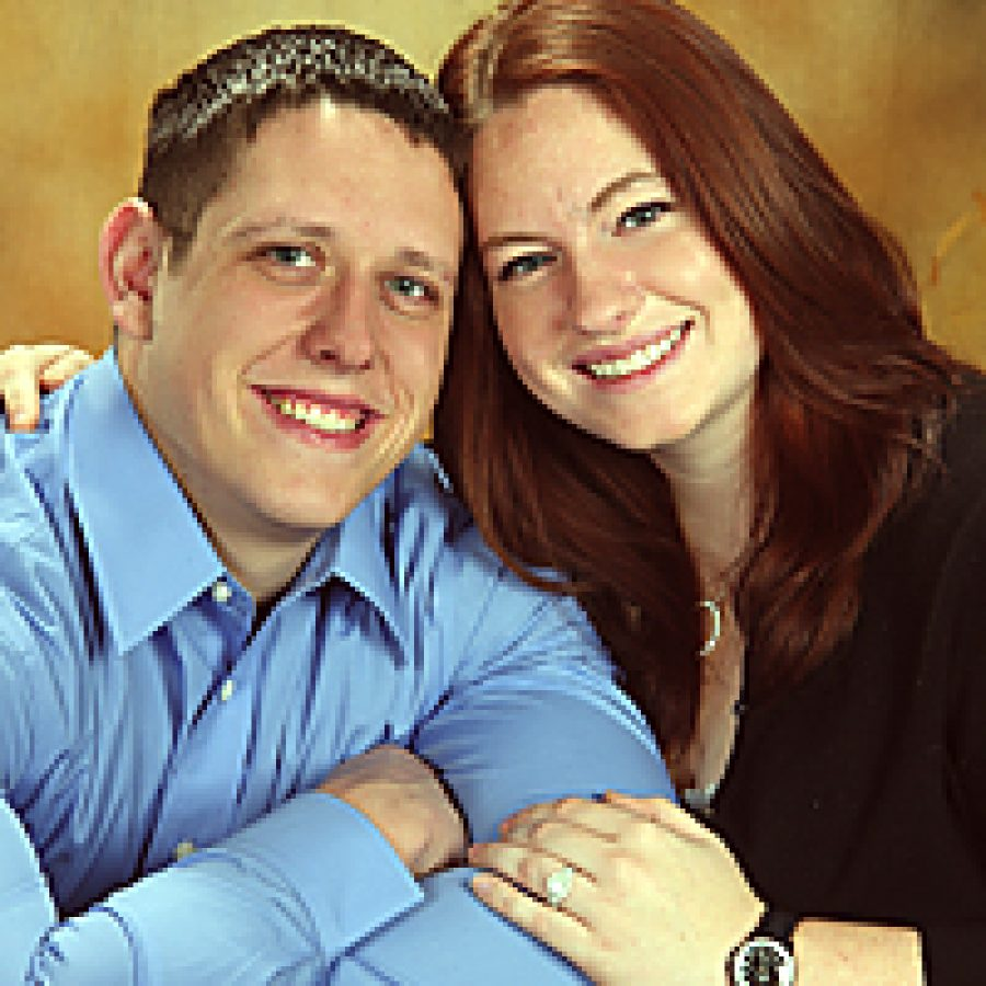 James Powers and Michelle Parker
