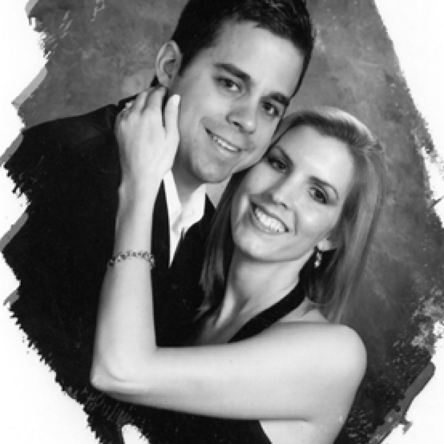 Jim Caruso and Adrianne Porter