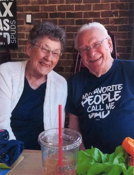 Donald and Ruth Proehl celebrate 71 years of marriage