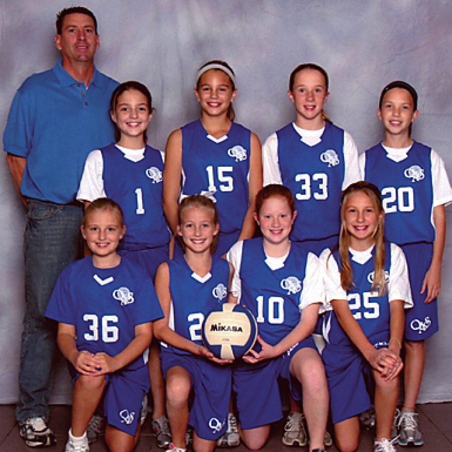 QAS girls win two championships