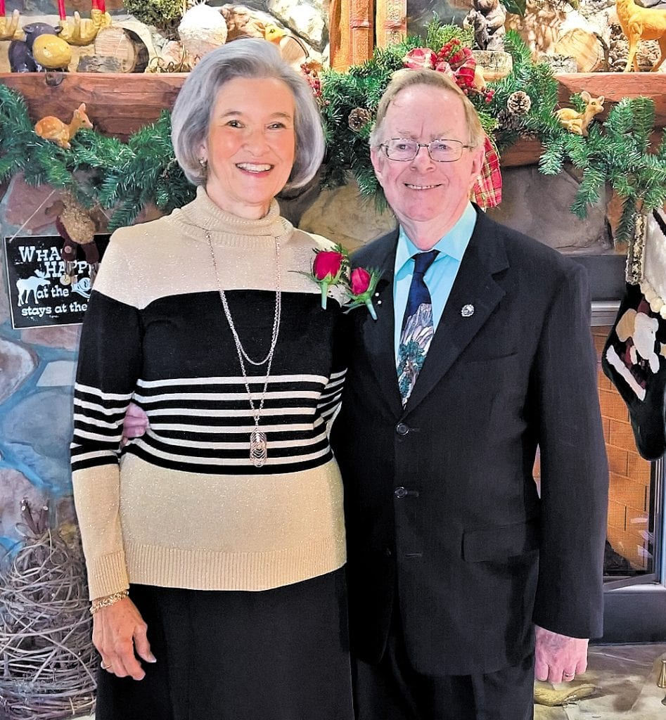 William+and+Carol+Repperger+mark+their+50th+wedding+anniversary