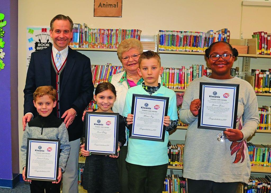 Kiwanis+honor+Terrific+Kids+at+Rogers