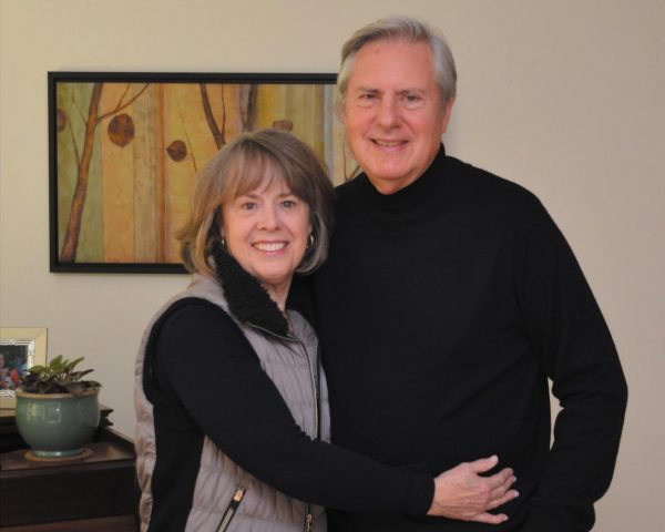 Ron and Gail Schilling