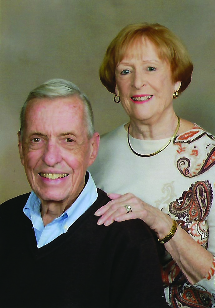 Ronald+and+Phyllis+Johnson+celebrate+their+60th+anniversary