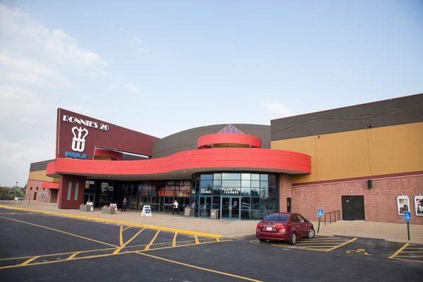 Ronnie's 20 Cinema movie theater