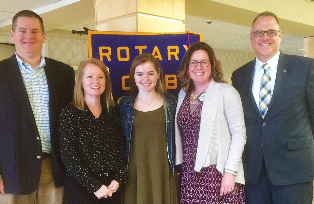 Rotary+Club+honors+Lindbergh+High+student