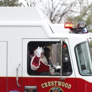 Abbott EMS to 'Stuff The Truck' for backpack program in Crestwood Saturday