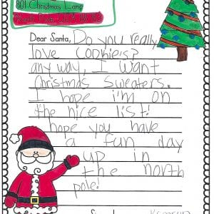 Mehlville School District students can't wait to see Santa Claus this year