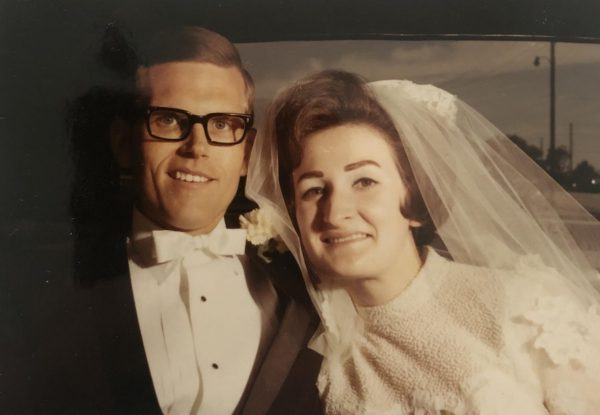 Edward and Kathy Schaeffer celebrate 50 years of matrimony