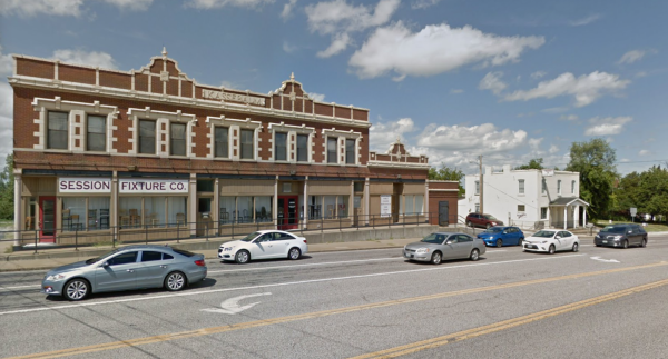 The historic Session or Kassebaum building, as seen on Google Maps, would be demolished under a proposal for a new QuikTrip at Lemay Ferry and Butler Hill roads.