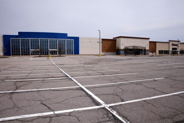 Under a proposal from real-estate firm and property owner Sansone Group, the Shoppes at Sunset Hills Community Improvement District would establish a 1-cent sales tax to fund improvements at the former Toys