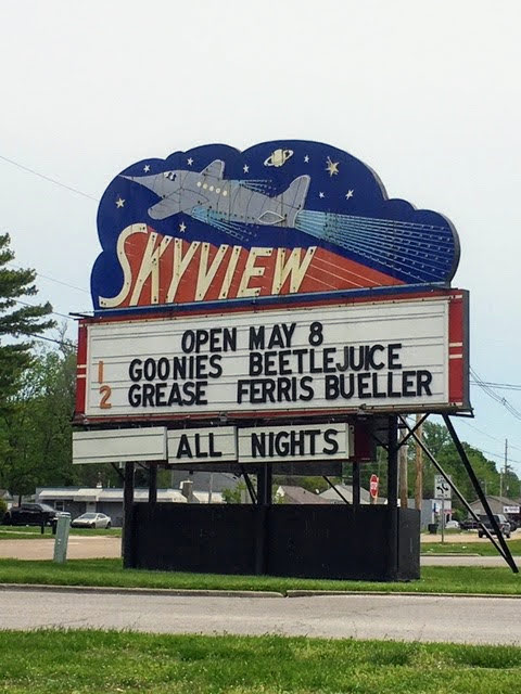 The Skyview Drive-In