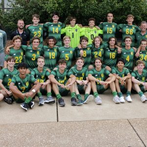 Lindbergh High head coach Mark Giesing is confident about the 2019 season for his boys soccer team after an 'exciting' first week of practice. Photo by Erin Achenbach